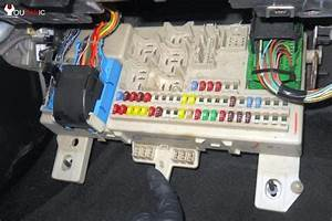 Mazda 3 Hatchback Fuse Box