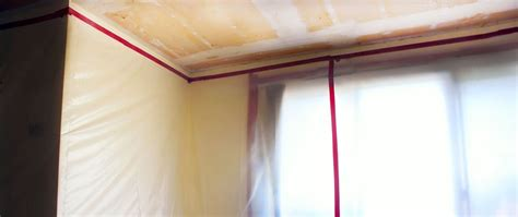 popcorn ceiling removal raleigh durham cary chapel hill nc