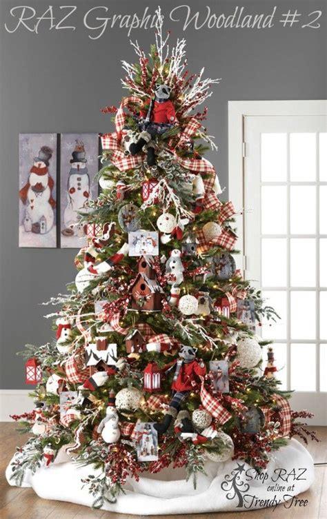 raz christmas trees woodland christmas christmas