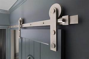 barn door tracks sliding barn door track sliding door With barn door tracks for sliding doors