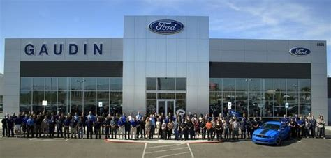 Gaudin Ford : Las Vegas, NV 89118 Car Dealership, and Auto