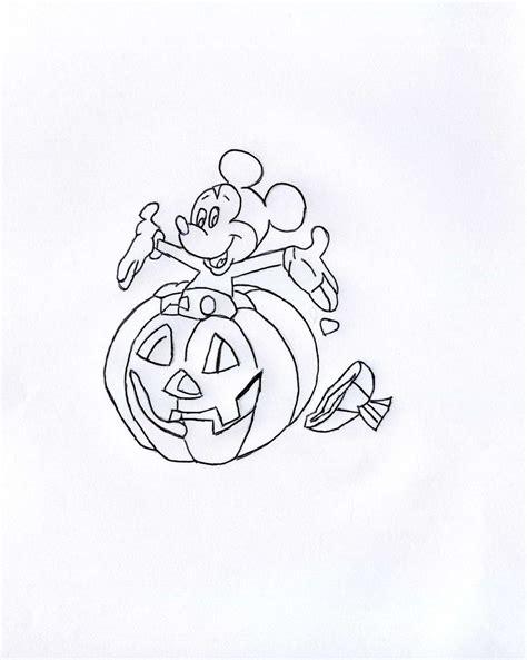 disegni halloween da stampare  colorare gratis