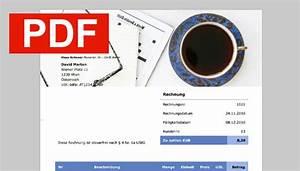 Rechnung Als Pdf : so verwandelst du deine rechnung in eine pdf debitoor rechnung ~ Themetempest.com Abrechnung