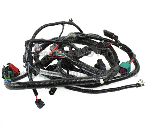 2005 Ford 5 4 Engine Wire Harnes Diagram by New Oem Engine Wiring Harness 2003 04 Ford F Series Sd