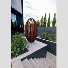 Best 25+ Metal Garden Sculptures Ideas On Pinterest