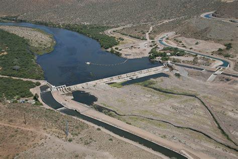 az camp guide diversion dam
