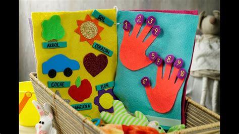 Craftología  Libro Didáctico Para Niños  Libro Sensorial