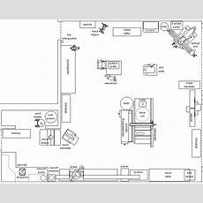Auto Shop Layout Best Room  Home Building Plans  #38388