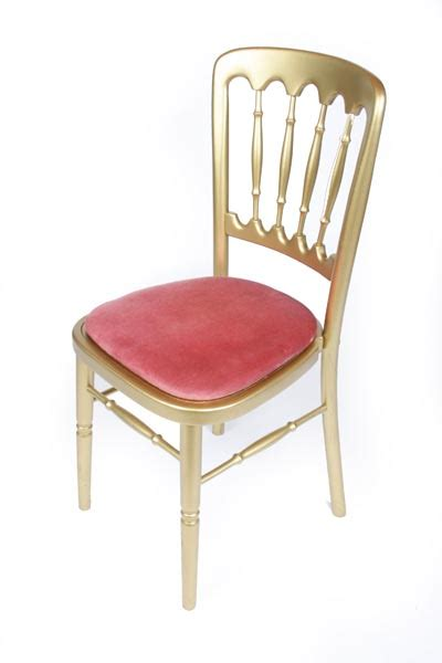 gilt chair hire from hire