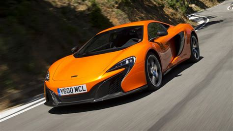McLaren 650S Review | Top Gear