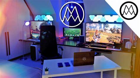 Colossal ,000 Pc Gaming Setup [2017
