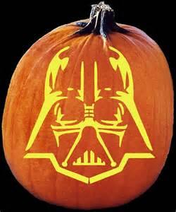 Darth Vader Pumpkin Carving Patterns