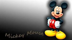 Mickey Mouse Wallpaper Black And Red
