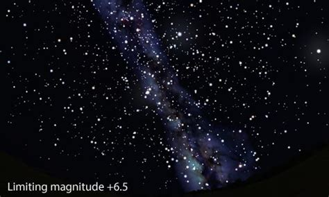 Visible Light Why That Start See More Stars