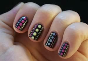 Pics photos nail design ideas for women cute polka dot