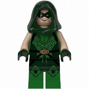 LEGO Green Arrow (San Diego Comic-Con) Minifigure | Brick ...