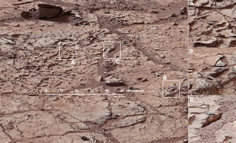 Curiosity discovers extensive evidence that water once ...