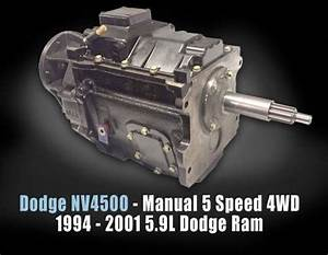 Nv4500 Reman Transmission