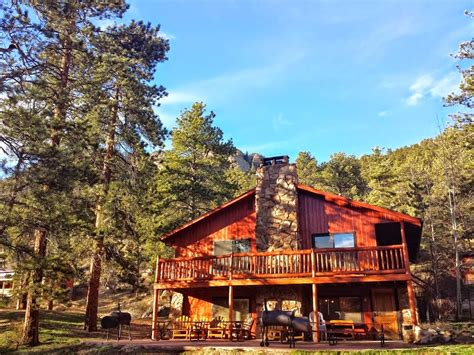 cabins in estes park colorado 85 home rentals estes park co amberwood estes park
