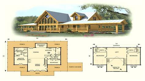 Log Cottage Plans Small Cottage With Loft Plans One Bedroom Cabin Log