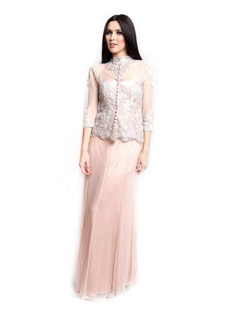 baju muslim wanita gemuk pendek trend model kebaya modern terbaru trend model kebaya