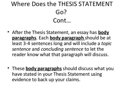 how should a thesis be how should a thesis be yahoo answers when does resume autos post