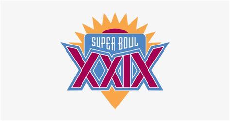 Printable Super Bowl 29 Logo Printable Version Super