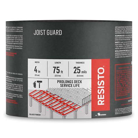 joist guard waterproof membrane    rona