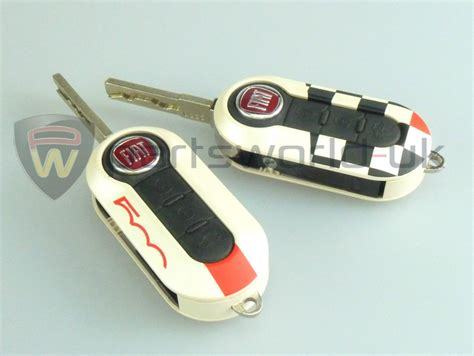 Fiat Ky by Pair Of Brand New Genuine Fiat Abarth Sport Key Covers