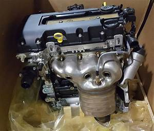 New Gm 1 4l Engine A14xer Fits Chevrolet Volt Cruze Aveo