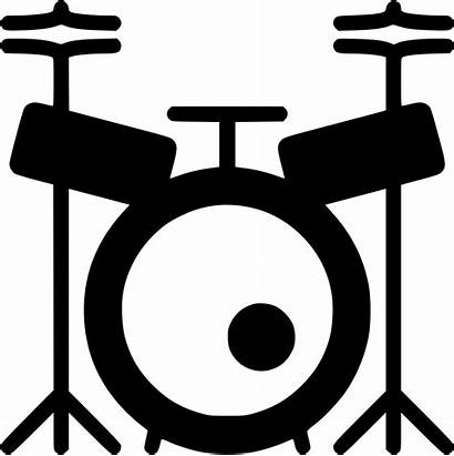 Icon Clipart Drum Svg Biography Onlinewebfonts Clipground