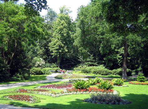 Berlin Gardens - list of parks and gardens in berlin