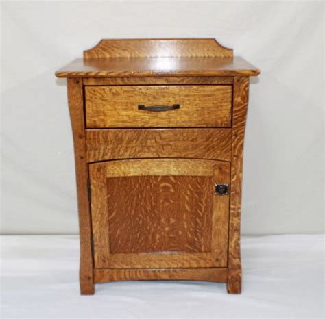 Compartment Nightstand by Bedside Nightstand With Compartment Aftcra