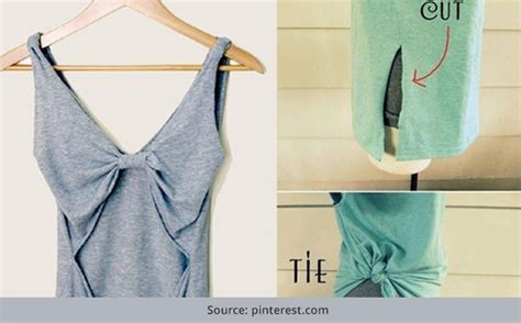 cut shirt designs 25 diy t shirt cutting ideas to try on your