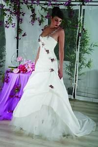 robe mariee couleur mariage toulouse With robe de mariée alsace