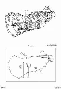 2005 Toyota Tacoma Gasket Kit  Manual Transmission