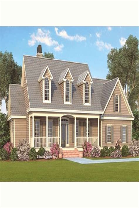 Country Style House Plan 4 Beds 3 Baths 2195 SqFt Plan