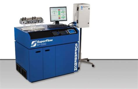 Superflow Bench by Superflow Flowbenches Sf 1020 Sb Automate And