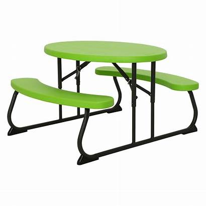 Picnic Table Lifetime Folding Tables Childrens Children