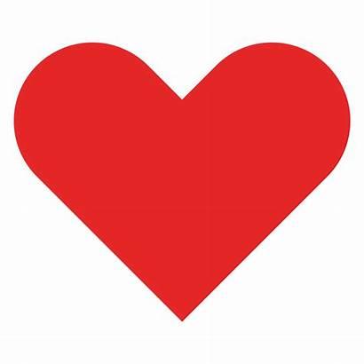 Heart Svg Commons Symbolic Wikimedia