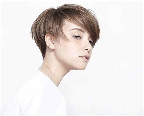1000+ Images About Short Haired Girls On Pinterest