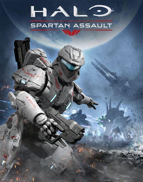 Halo Spartan Assault Halo Nation — The Halo