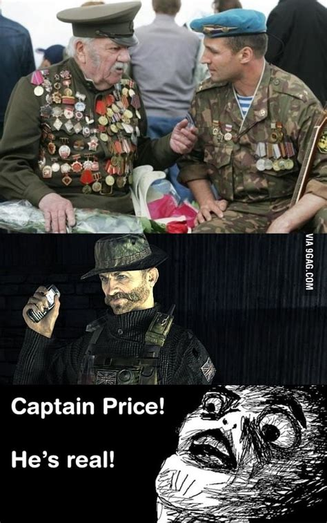captain price gag