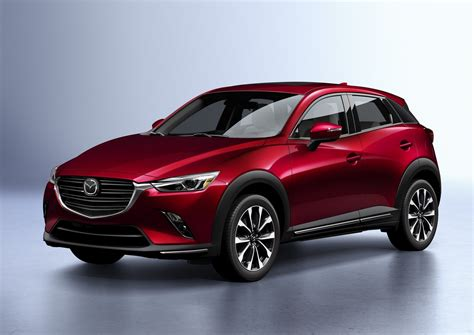 2019 Mazda Cx3 Goes On Sale This Month For $20,390