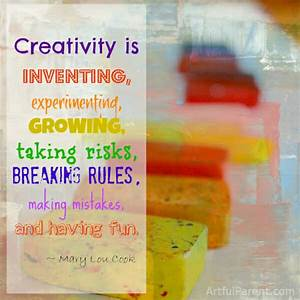 Creative Art Quotes And Sayings. QuotesGram