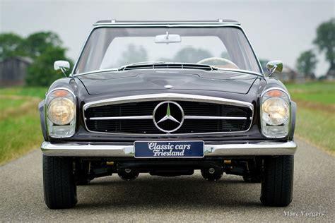 Mercedes-benz 250 Sl 'pagode', 1969