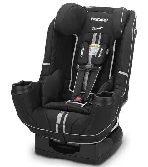 Recaro Performance Racer Convertible Car Seat Midnight