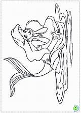 Merman Coloring Pages Mermaid Template Colouring Sheets Prince Eric Clip Dinokids Library Clipart sketch template