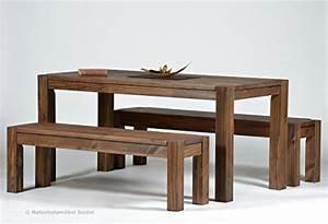Unter Tisch Gerät : sitzgruppe garnitur mit esstisch rio bonito cognac braun 160x80cm 2 sitzbnke 140x38cm lnge knnen ~ Heinz-duthel.com Haus und Dekorationen