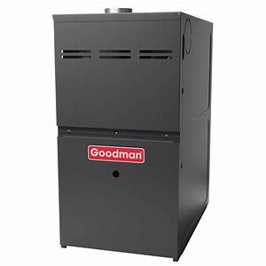 40k Btu 80  Afue Multi Speed Goodman Gas Furnace